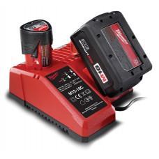 Batteriladdare M12-M18 serierna